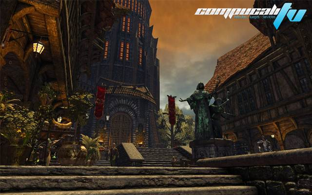 Capturas DiViNiTY 2 DEVELOPERS CUT CONSPiRE PC Full ISO