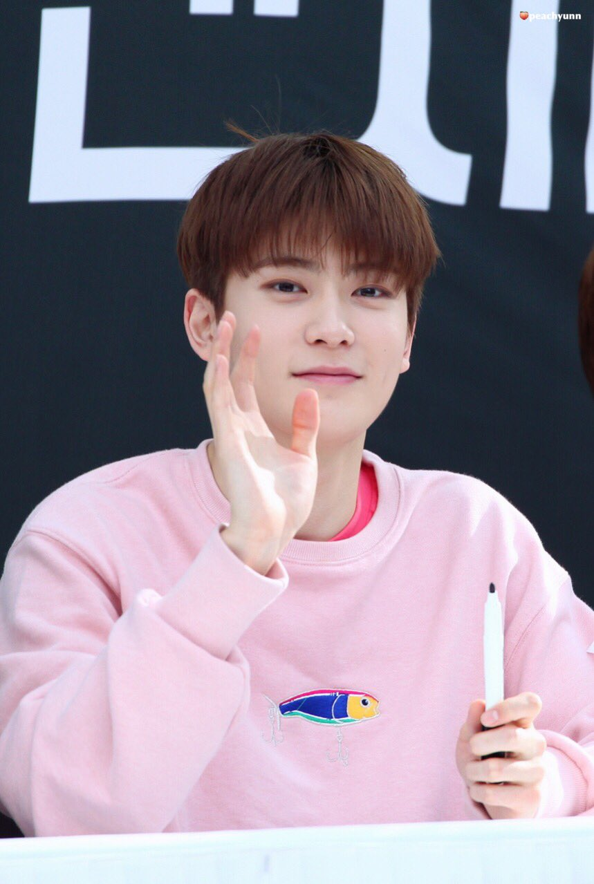picture - 2016 04 26 [daegu fansign] nct u | FromYesterday0214