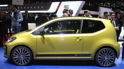 Volkswagen Up! hd image