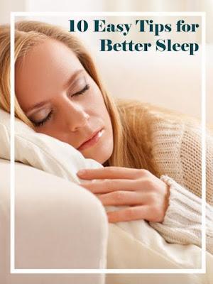 अच्छी नींद लाने के 10 टिप्स