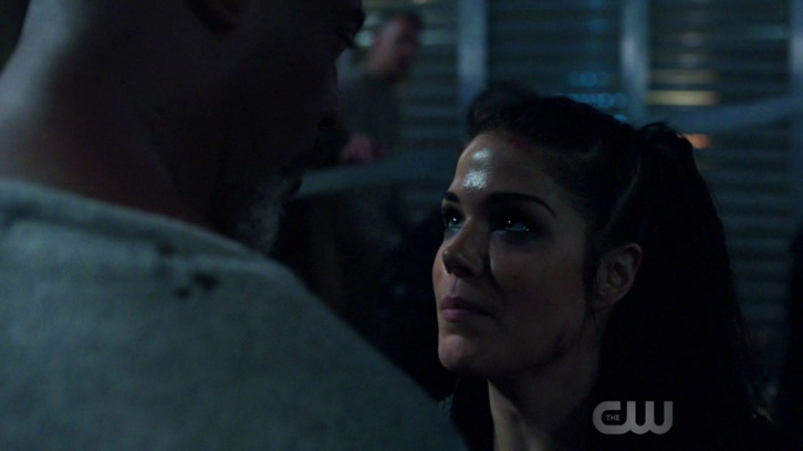 """The 100 - The Chosen - Review: """"We're Going Up"""""""