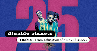 Digable Planets 'Reachin' 25th Anniversary Mixtape von Chris Read