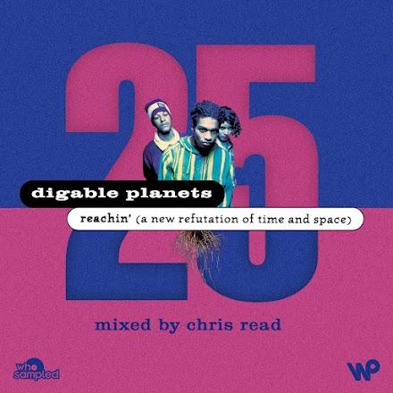 Digable Planets 'Reachin' 25th Anniversary Mixtape von Chris Read
