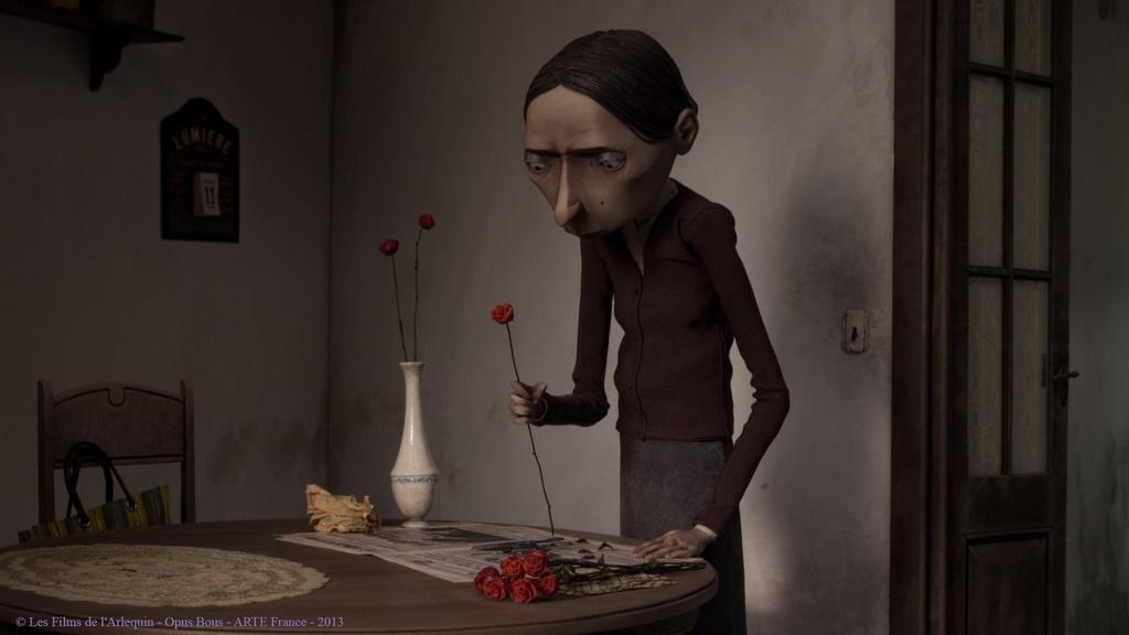 'Padre' de Santiago 'Bou' Grasso - Cortometraje animación Stop Motion