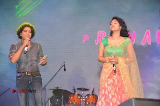 Singer Manisha Eeraini Stills in Half Saree at Nenu Local Audio Launch  0010.JPG