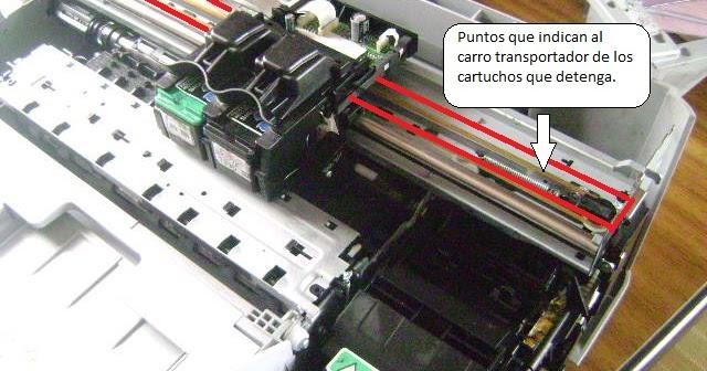 Impresora Hp Atasca El Papel Al Terminar De Imprimir Es
