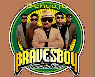 Lirik Lagu Bravesboy - Sengaja