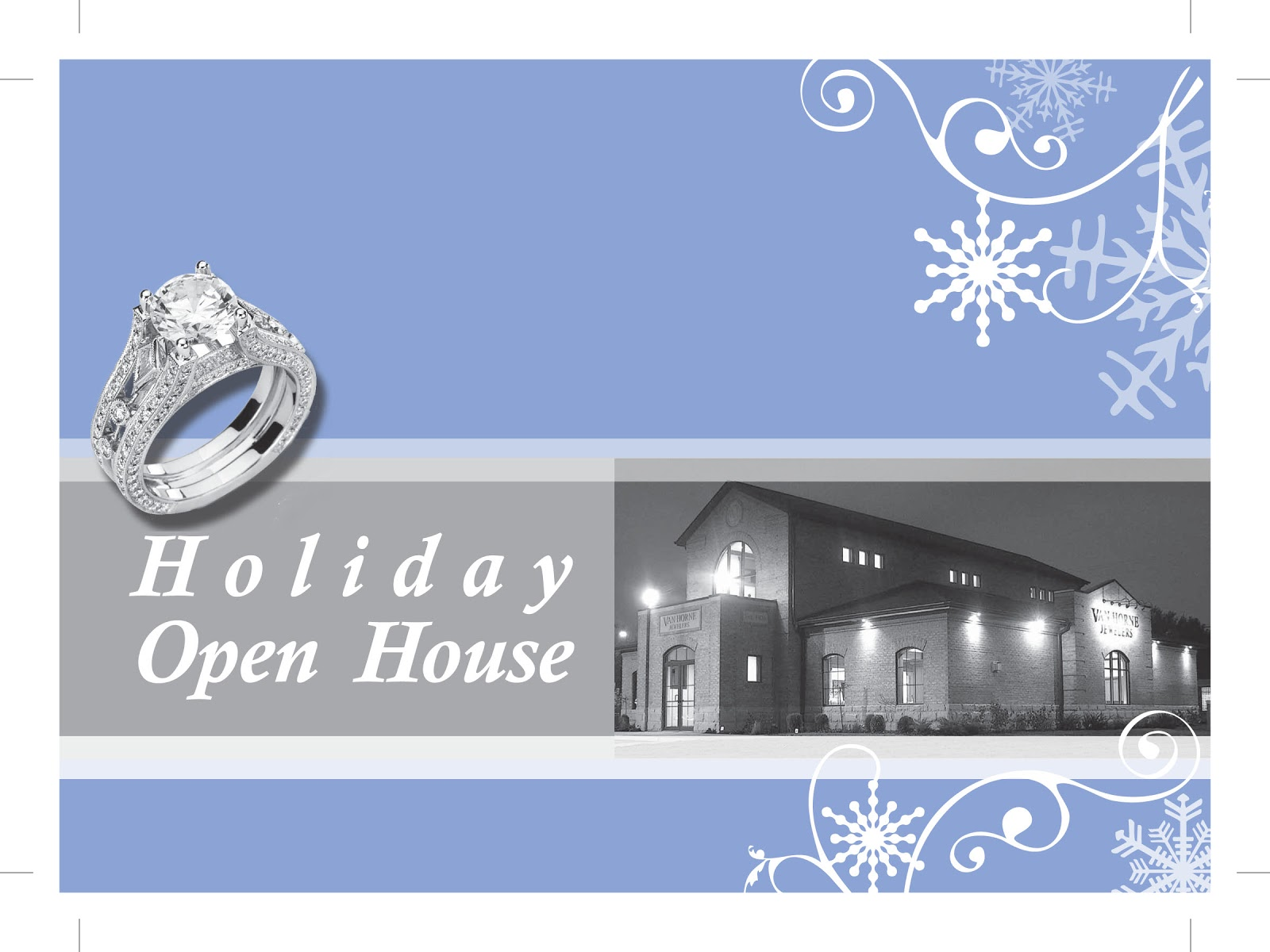 dcc0e303f Also coming up, Van Horne Jewelers will celebrate its 86th anniversary in  2012 by hosting its annual Open House on Friday, November 30, from 10:00 am  - 8:00 ...