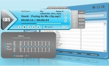 تحميل برنامج تشغيل الفيديو BSPlayer للكمبيوتر مجانا