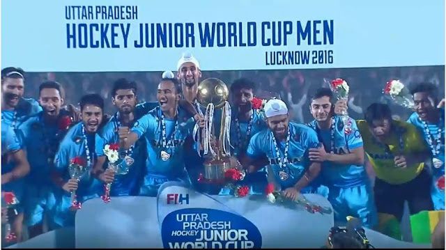 India beat Belgium 2-1 to lift Junior Hockey World Cup after 15 Years