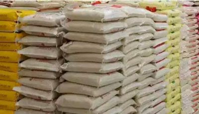 Bag of rice to sell for N10k in June – Rice farmers
