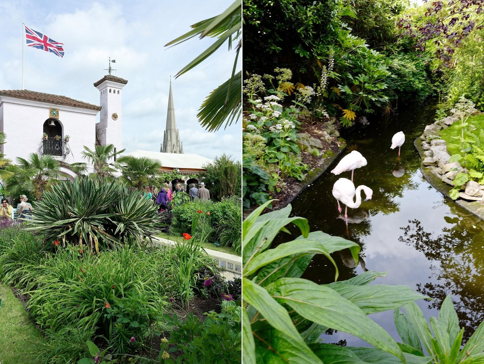 Open Garden Squares London - Roof Garden