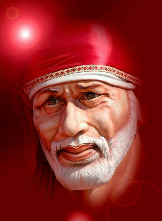 Sai Baba Image for Desktop HD