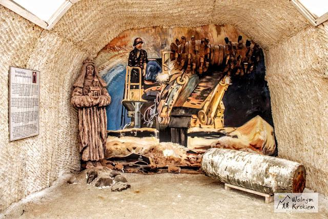 Grota solna w Lubinie - Muzeum Ziemi Lubińskiej