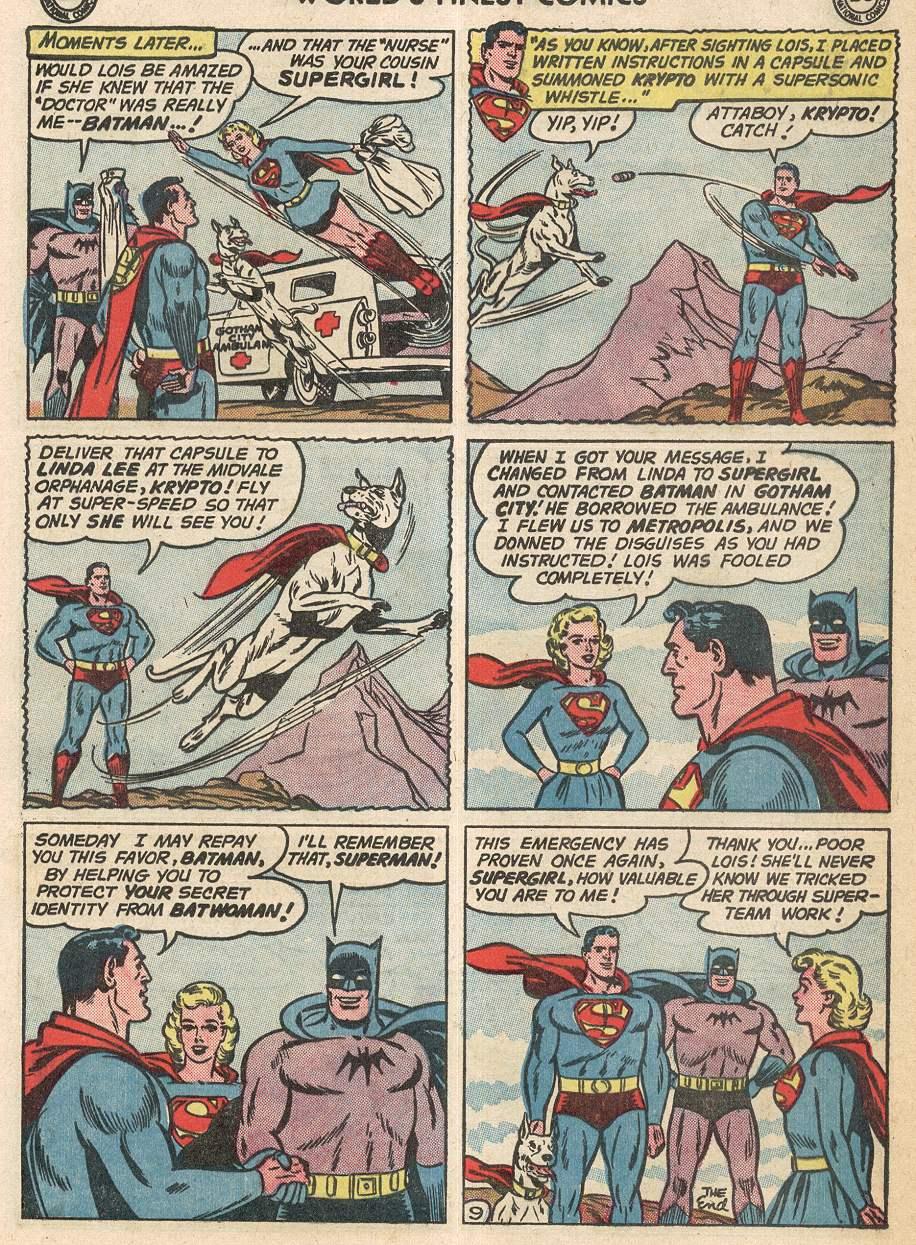 Read online World's Finest Comics comic -  Issue #142 - 32