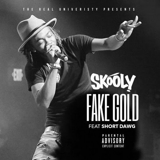 Skooly - Fake Gold (Feat. Short Dawg)