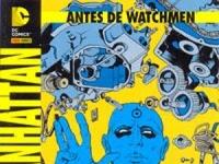 Resenha Dr. Manhattan - Antes de Watchmen