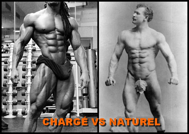 frouitage charge vs naturel