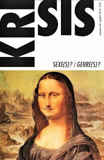 Krisis 41 Sexe Genre http://krisisdiffusion.com