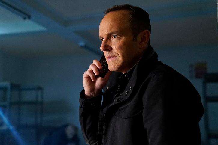 Agents of SHIELD - Episode 4.14 - The Man Behind the Shield - Promo, Sneak Peeks, Promotional Photos & Press Release