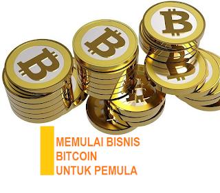 Bisnis Bitcoin Untuk Pemula