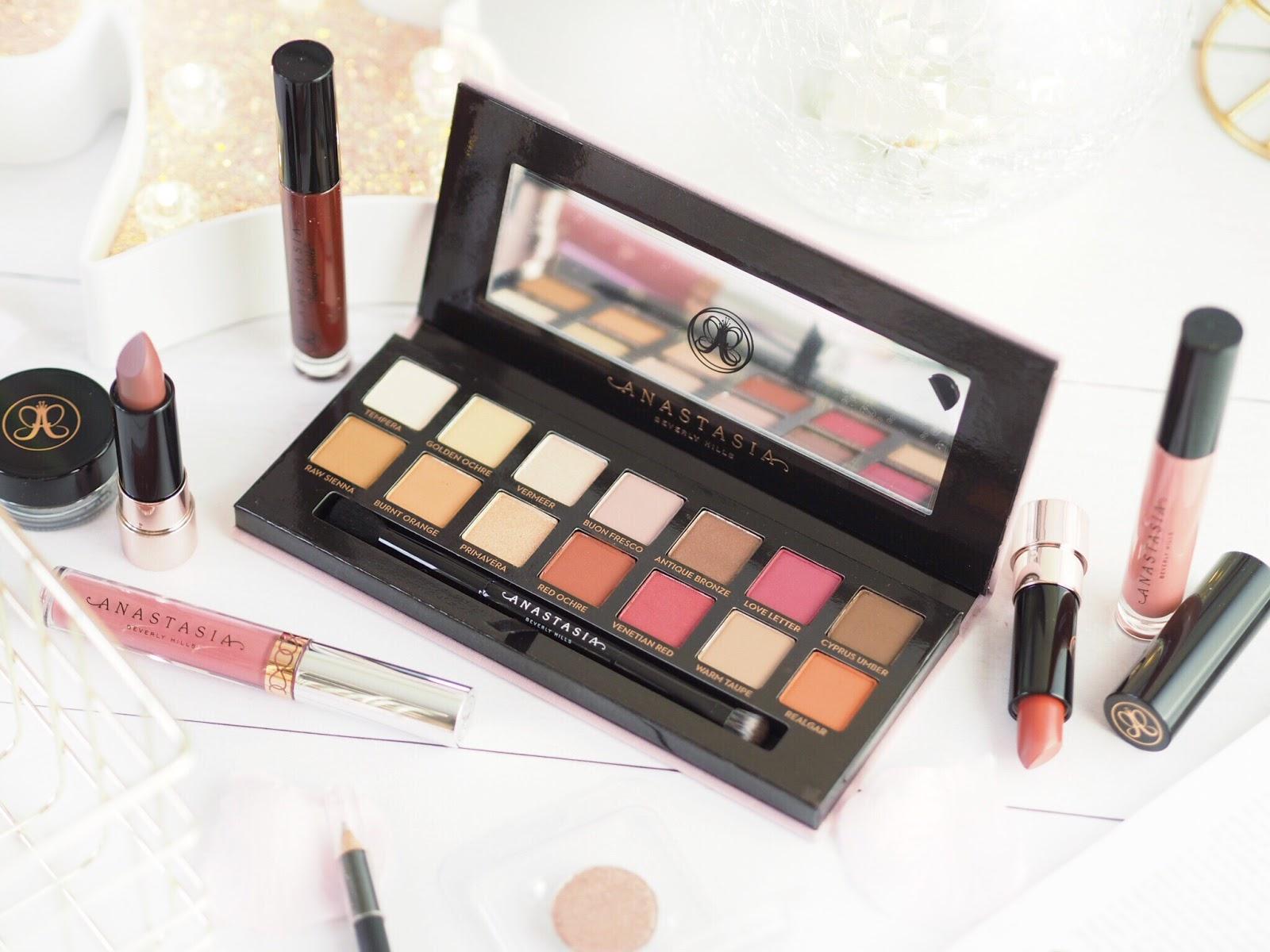 Anastasia Beverly Hills, ABH, Modern Renaisance, Review, palette, eyeshadow