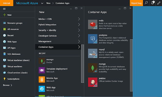 Container Apps on Azure