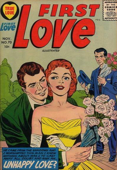Simon-Kirby First Love