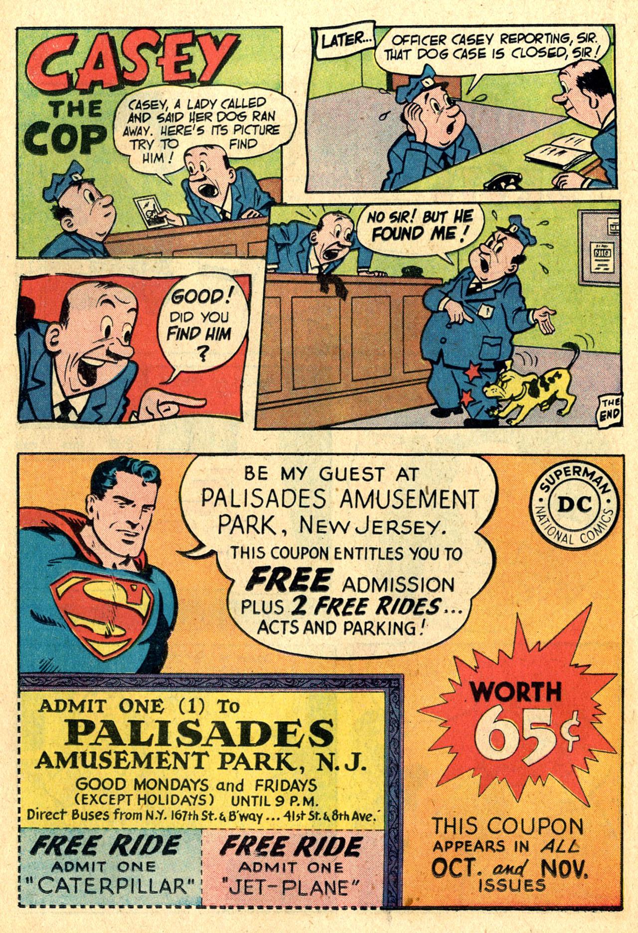 Read online Detective Comics (1937) comic -  Issue #260 - 26