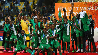 Nigeria wins 2015 FIFA u-17 World Cup held in Chile