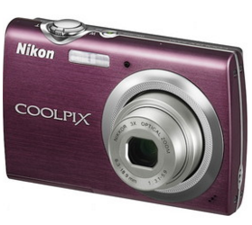 Camera Nikon Coolpix S230 Specifications and Price Update