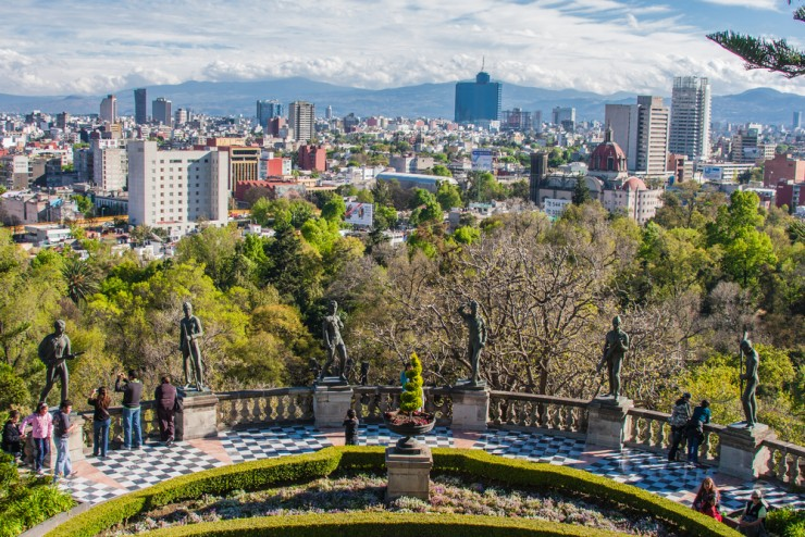 Top 10 Vibrant Cities in South America - Mexico City, Mexico