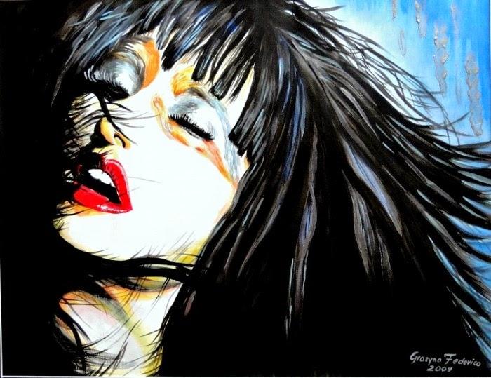 Ценность искусства. Grazyna Federico 3