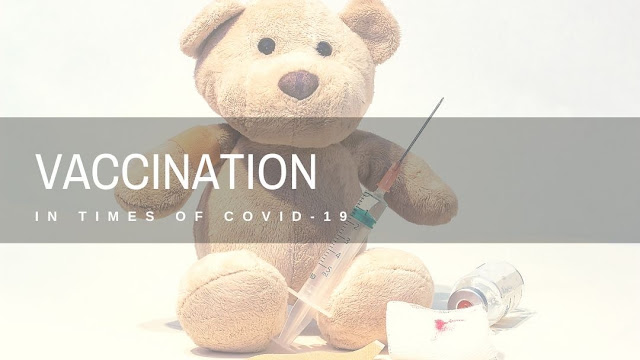 Thoughts and insights on why we should continue the vaccination of our children in the midst of COVID-19