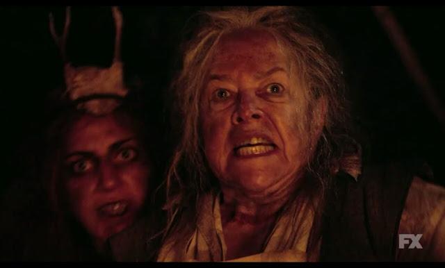 'American Horror Story: Roanoke', lo más visto en la historia del canal FX