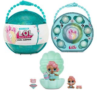 L O L Surprise Pearl Style 1 Unwrapping Toy 29 99 Free