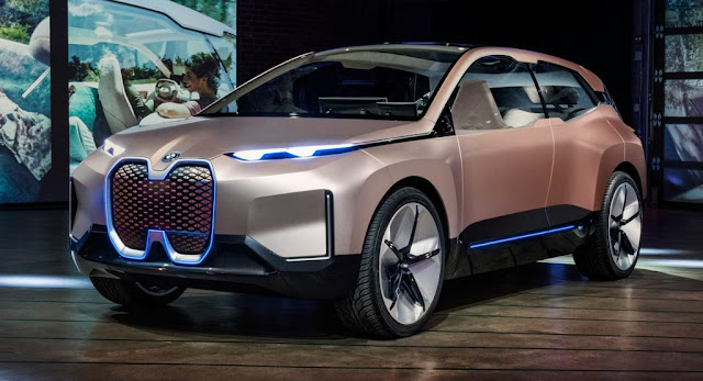 Autonomous, BMW, BMW Concepts, Concepts, Electric Vehicles, LA Auto Show