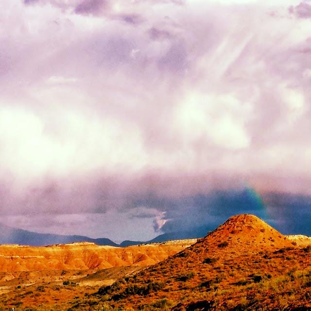Capitol Reef Rainbow