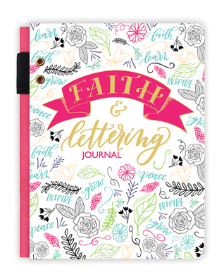 Heidi Reads... Faith & Lettering Journal by Krystal Whitten
