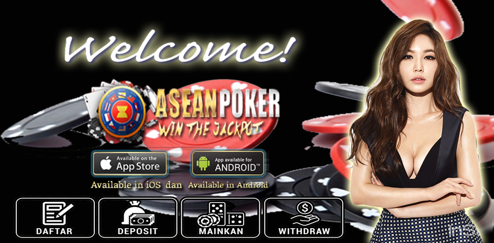 ASEANPOKER : Dominobet, DominoQQ Domino88, Bandar Ceme, Bandar Poker Terpercaya