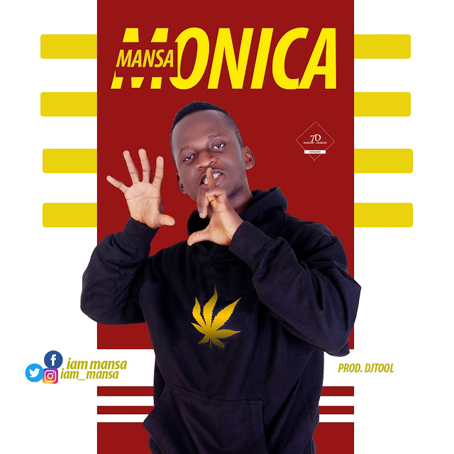 Mansa — Monica [New Song] - Mp3made.com.ng