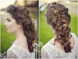 wedding hairstyles medium length hair