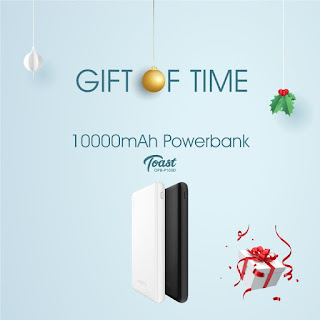 Best Christmas Gift Collection For Techies Power Bank