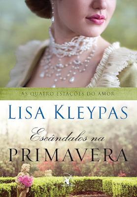 Escândalos na primavera - Lisa Keyplas | Resenha