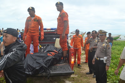 Hilang 3 Hari Nelayan ini Ditemukan Tidak Bernyawa Lagi