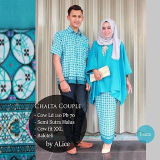 Baju Kebaya Batik Sarimbit