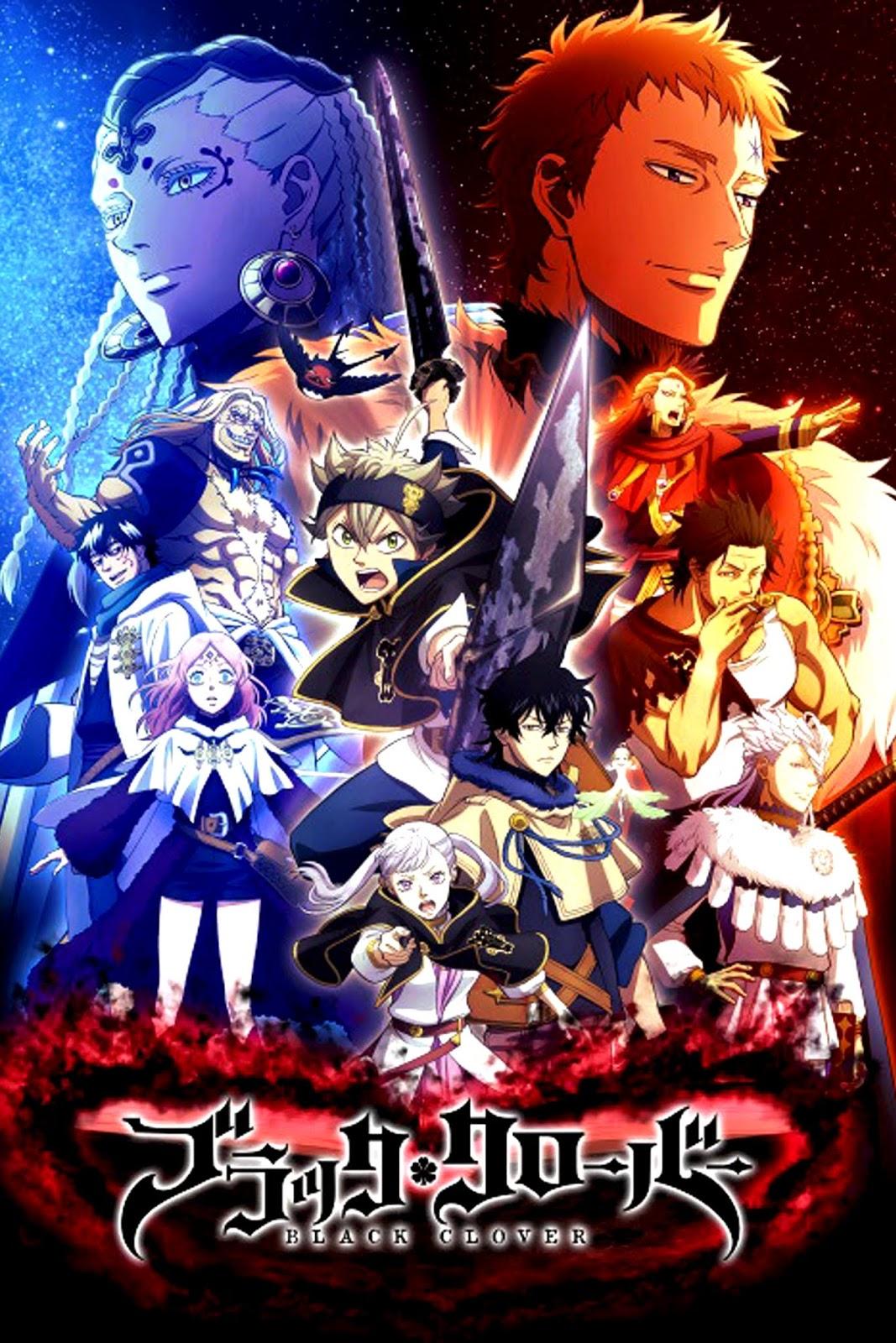xem anime Thế Giới Phép Thuật -Black Clover