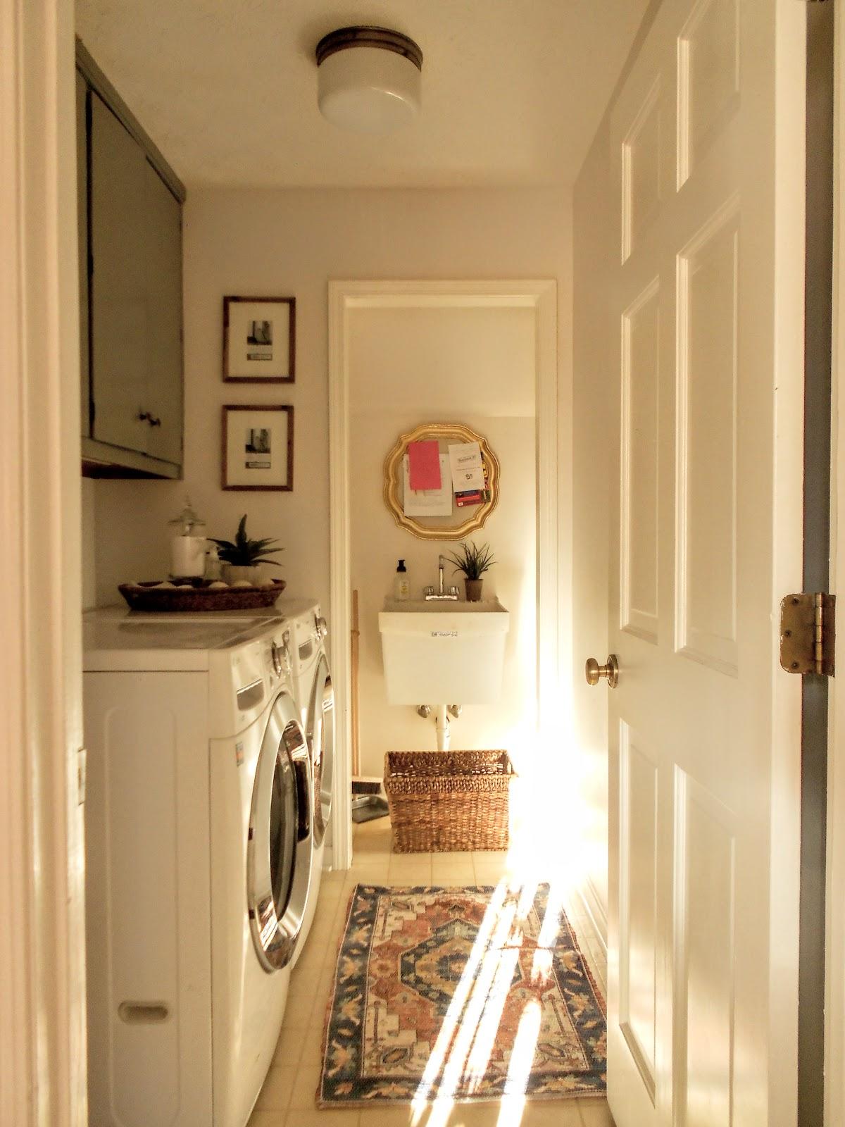 Renovations at The Oak House- The Laundry Room - Oak House Design Co.