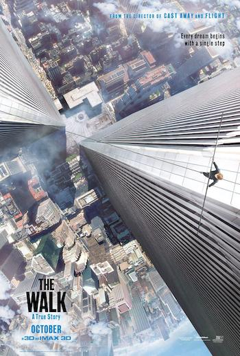The Walk 2015 HDRip Download