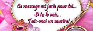 message romantique darja
